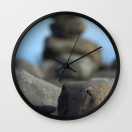 Cairn Wall Clock