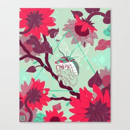 Warmth (Cool) Canvas Print