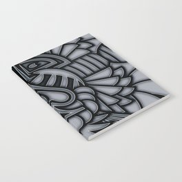 Ace of Tribes IRON Notebook