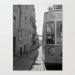 BICA Lisbon Canvas Print
