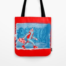 Break Tote Bag
