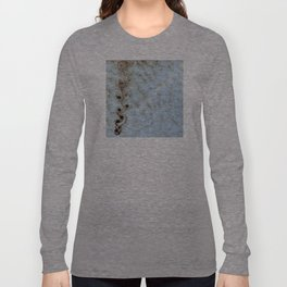 Karman Vortices above Alexander Selkirk Island Long Sleeve T-shirt