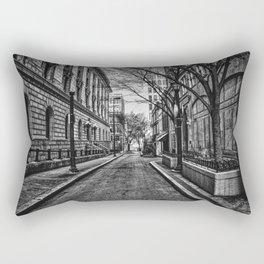Downtown Alley Rectangular Pillow