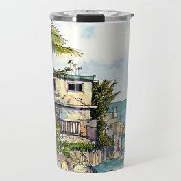 Hemingway's Cuba:  View from La Terraza Travel Mug