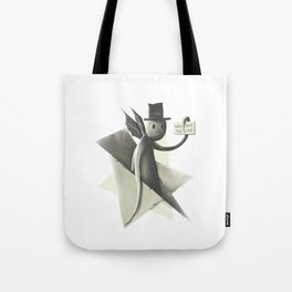 Will die to live Tote Bag