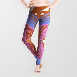 imogene, orange Leggings