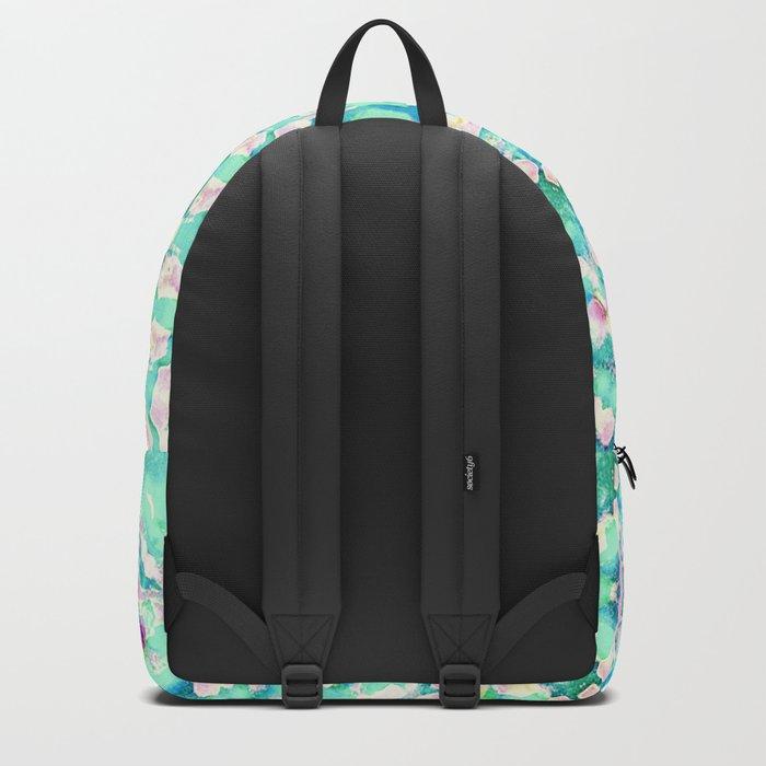 ARABESQUE SPRING MINT Backpack
