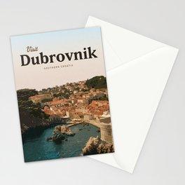 Visit Dubrovnik Stationery Cards
