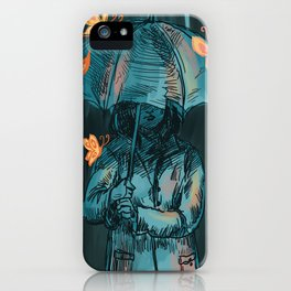 Six Improbable Fortuities iPhone Case