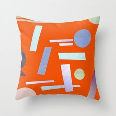 Geometry 2 Throw Pillow