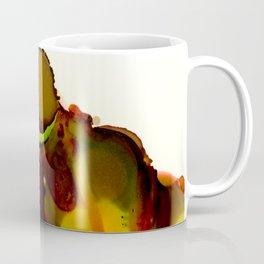 Peanut Butter Cup Ink Blooms Coffee Mug
