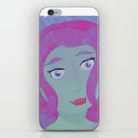 elf iPhone & iPod Skins featuring Elf by Gleje