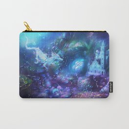 Water Dragon Kingdom Carry-All Pouch