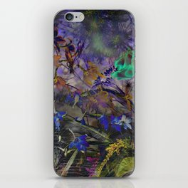DARK DREAM of SUMMER iPhone Skin