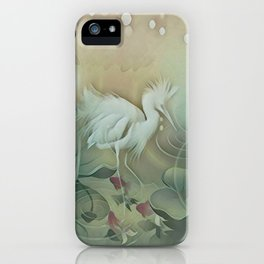 Haven of Solitude iPhone Case