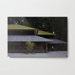 Japanese gallery Metal Print