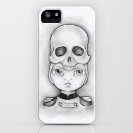 soldado iPhone Case