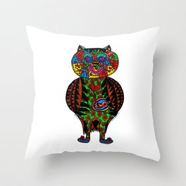 The Life Force Throw Pillow
