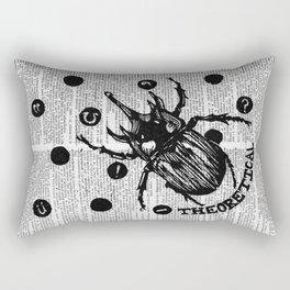 Bullshit Rectangular Pillow