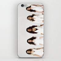 fifth harmony iPhone & iPod Skins featuring Fifth Harmony Boss by TSMM