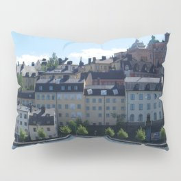 Stockholm by the Water Pillow Sham