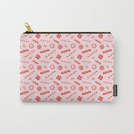 Seasonal Sweets Pink Carry-All Pouch