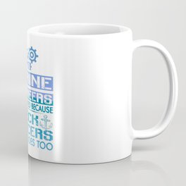 MARINE ENGINEERS Coffee Mug