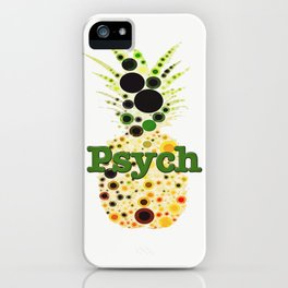Pineapple Anyone? iPhone Case