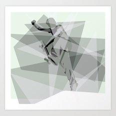 Boneless Art Print