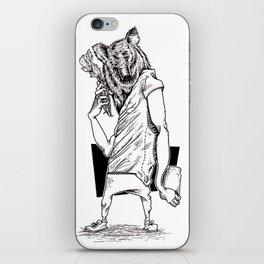 Bear iPhone Skin