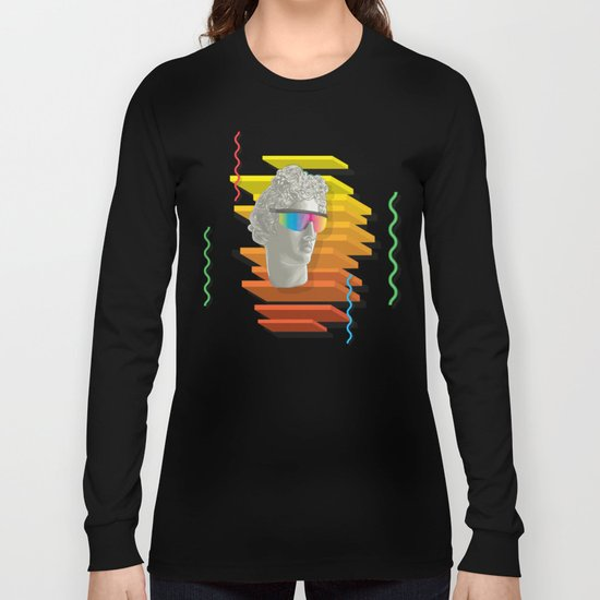 Super Tacky System Long Sleeve T-shirt