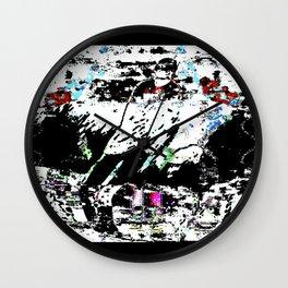 skate0107 Wall Clock