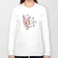 projectrocket Long Sleeve T-shirts featuring Ribbons and Bows, Oh my! by Randy C
