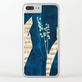 Sonata II Clear iPhone Case