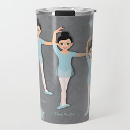 The Ballet Lesson Travel Mug