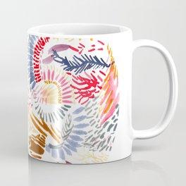 Coral Reef Watercolour Coffee Mug