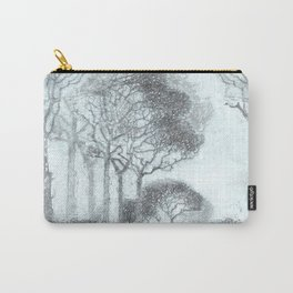 Winter trees studyIII Carry-All Pouch