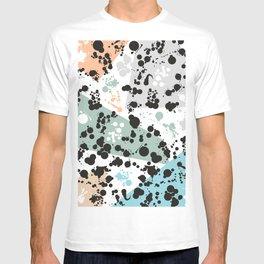 C13D Splatterings3 T-shirt