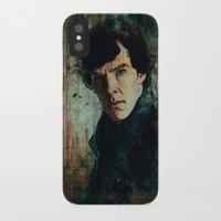 sherlock iPhone & iPod Cases featuring Sherlock by Sirenphotos