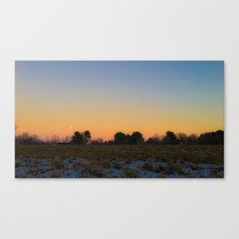 Crop Rotation Canvas Print