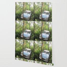Ford Anglia the original Herbie Wallpaper