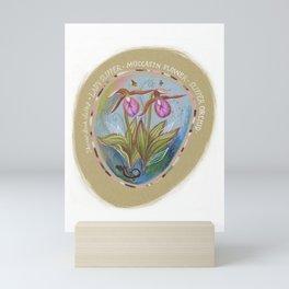Wild Flowers of Virginia Mini Art Print