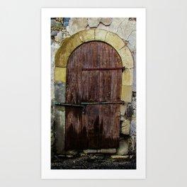 Door II Art Print