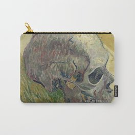 Vincent Van Gogh - Skull. Carry-All Pouch