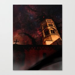 Not The God We Expected Canvas Print