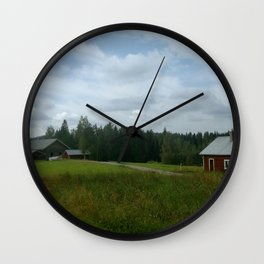 Mellow Morning 1967 Wall Clock