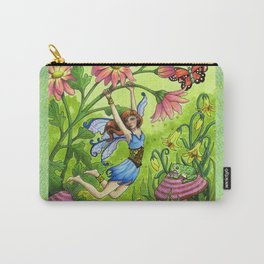 Meadow Fairy Carry-All Pouch
