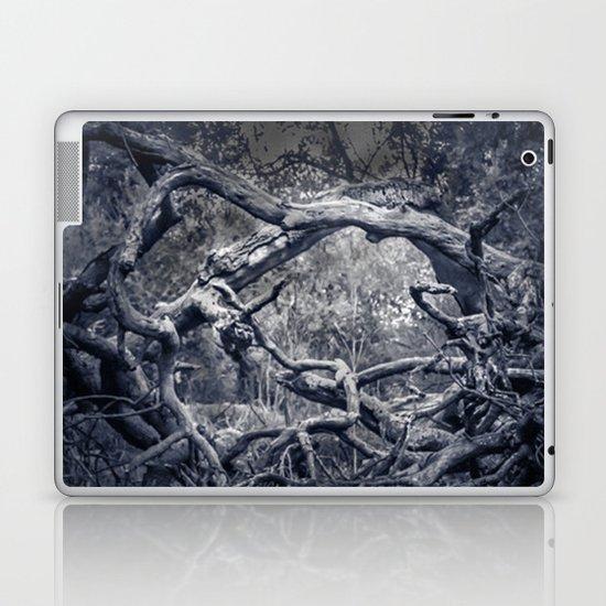 Twisted Window Laptop & iPad Skin