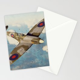 Supermarine Spitfire Stationery Cards