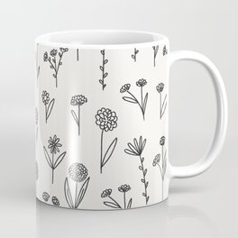 Botanical Sprigs Coffee Mug